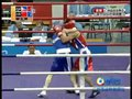 视频:拳击52kg决赛第二回合 常勇5-10落后