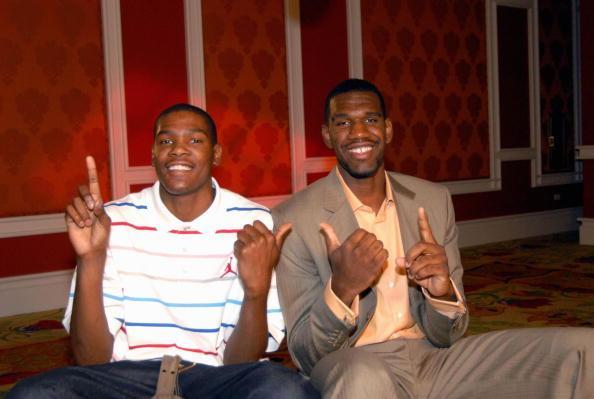 NBA真探:为什么2007年开拓者弃杜兰特选奥登?