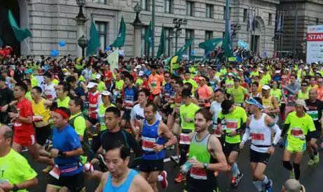 上海马拉松完美落幕 精心服务点亮最美赛事