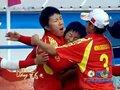 视频集锦:亚运第六日精彩瞬间 五星红旗继续飘扬赛场