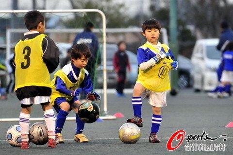 近邻青训可作中国模板 日本靠他接近国际水准