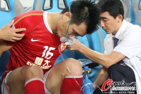 赵源熙确诊为6到8肋骨骨折 被撞后曾一度昏厥