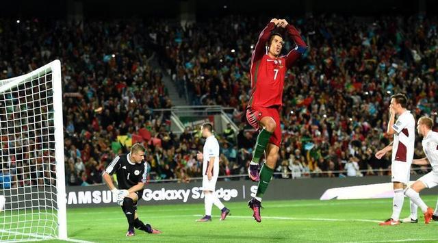 世预赛欧洲综述:比利时8-1屠杀 荷兰葡萄牙胜