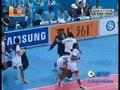 视频:卡巴迪女子决赛 印度28-13胜泰国夺冠