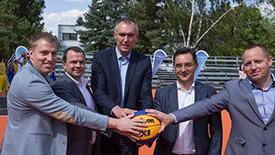 德布勒森将承办2019年3X3欧洲杯 受市长关注