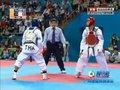 视频:男子跆拳道半决赛 菲律宾赢第二回合