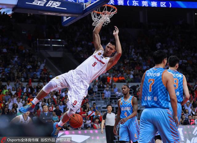 广东篮协:阿联将出征全运会 具备争冠的实力