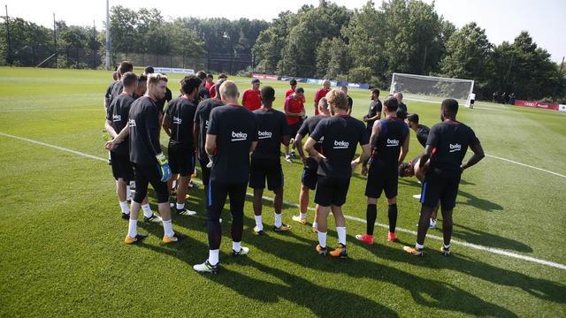 巴萨夏季集训从7月16日开始