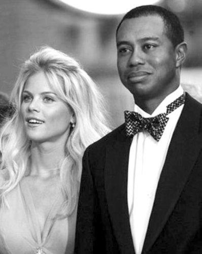 伍兹与妻子艾琳正式离婚 6年婚姻毁于性丑闻