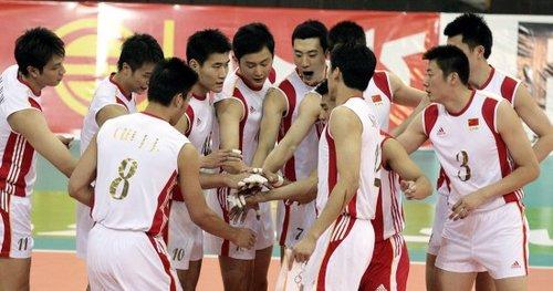 中国男排3-1力克印度 亚洲杯两连胜小组居首