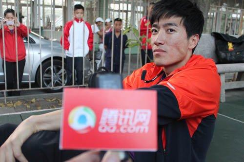 刘翔:再破世界纪录才算完全康复 这次不要拼