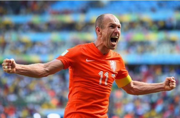 荷兰欧预赛名单:罗本领衔 范佩西斯内德在列