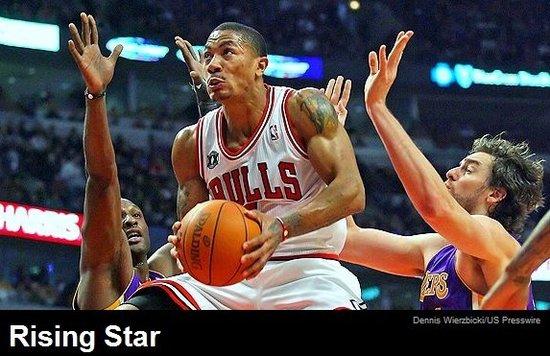 ESPN:罗斯享受MVP呼声 公牛核心踏上巨星路
