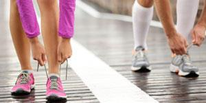 对新跑者的11点建议:选好跑鞋 从小目标做起