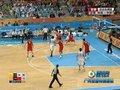 视频:男篮决赛中国vs韩国第四节回放