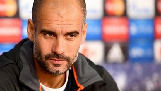 Guardiola: Messi Bayern reversal of the world's best three goals difficult