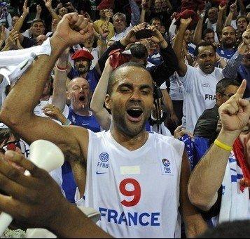 帕克飙22分力压AK47 法国晋级决赛将战西班牙