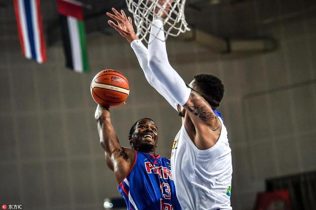 篮球亚冠-菲律宾联不敌伊朗霸主 八强战新疆