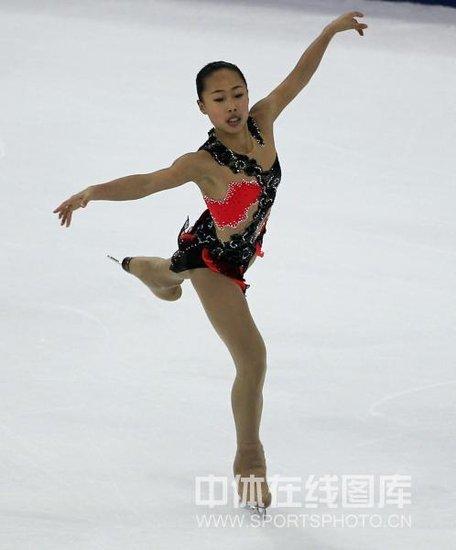花滑中国杯张可欣第4刷2纪录 破女单13年坚冰