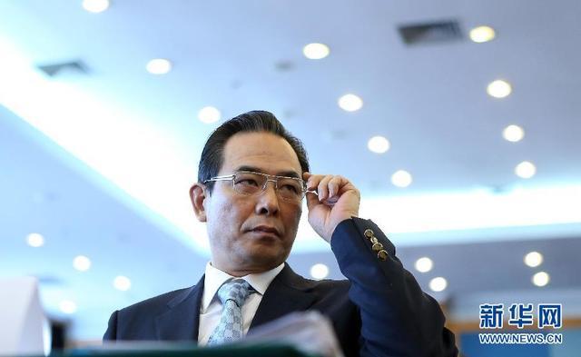 蔡振华正式任中国足协主席 张剑领衔七副主席