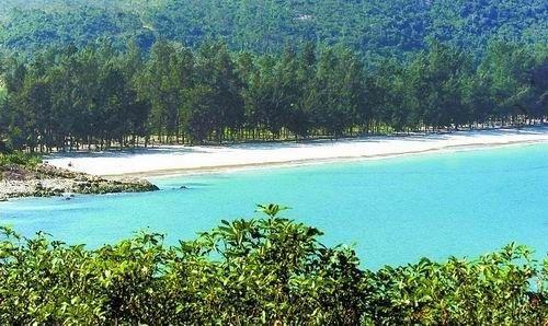 桔钓沙:深圳最美的海滩之一