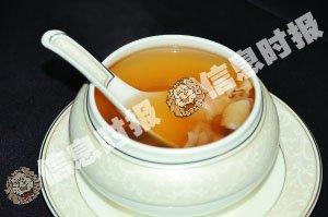 """粤味""""亚运第一宴"""" 清补的广东美食"""