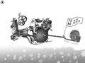 漫画体坛:NBA 篮球迷最好的圣诞礼物