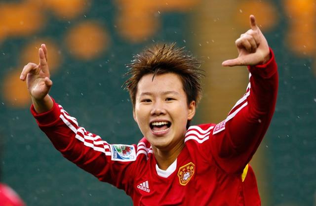 U20女足世界杯-中国5-5德国 赞!4度落后扳平