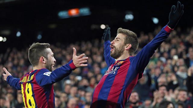 Barcelona VS Villarreal: Final fingertips (3-1)