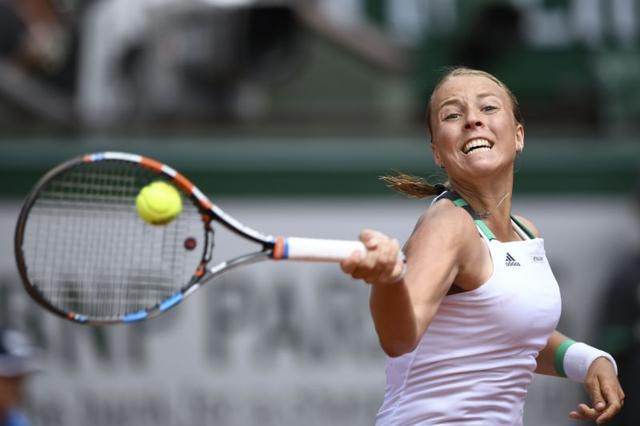 WTA荷兰赛爱沙尼亚黑马一黑到底 摘生涯首冠