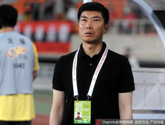 U22国足名单公布陈洋转正任主帅 节后赴韩拉练