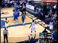 视频:沃尔抛进神奇一球 自high大跳抖胸舞