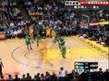 视频:凯尔特人vs勇士 库里直面对手跳投命中