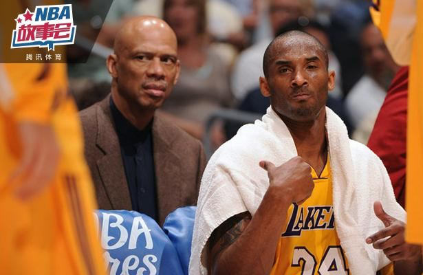 他是NBA得分最多的巨星 但很少有人知道他的原名