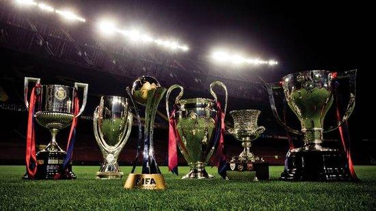巴塞罗那俱乐部之球队纪录