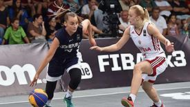FIBA3X3将启动U23国家联赛 首站赛事捷克打响