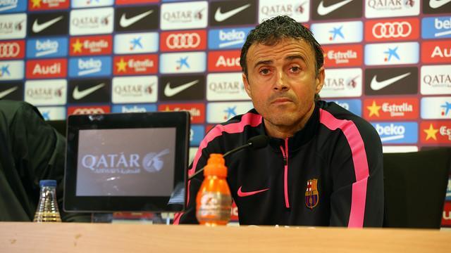 Enrique: Barcelona early case of metal matrix customary blessing Abidal