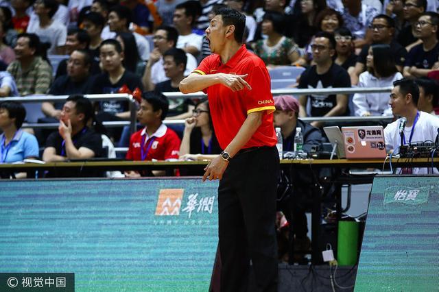 李楠称球员基本功不如过去 球队多问题待解决