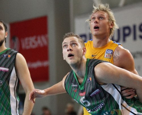 火箭猎物雅尼斯-蒂玛集锦 拉脱维亚MVP吸引NBA眼球截图