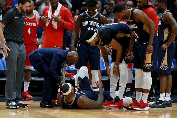 ESPN:跟腱断裂9个月能好 考辛斯最快11月复出