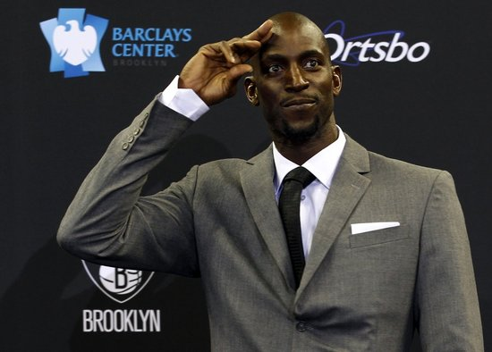 加内特成篮网带头大哥 NBA人人都想和他做队友
