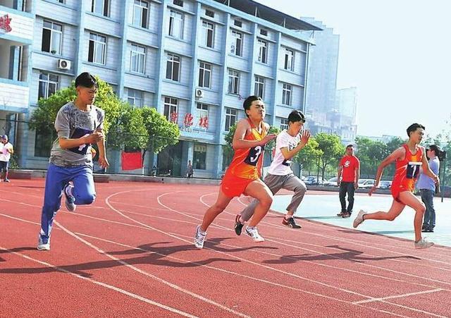中学生运动会纪录40年无人破 好日子养出弱孩子