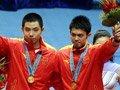 高清:男子400米自由泳 朴泰桓力压群雄夺冠