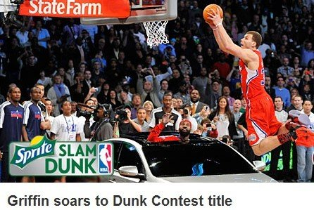 NBA官网截屏