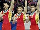 中国体操男团10连冠