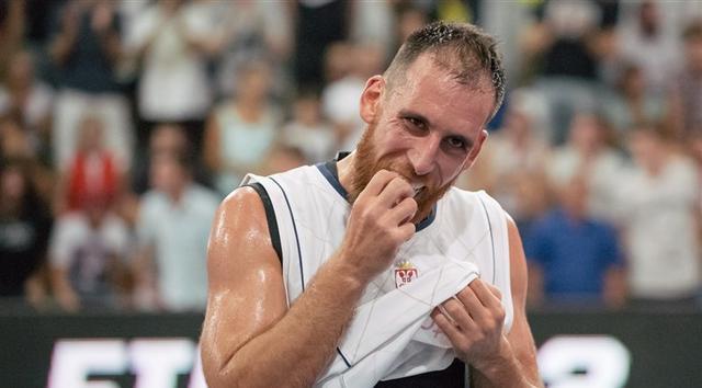 塞尔维亚球星兹德罗受伤 无缘FIBA3X3欧洲杯