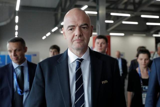丑闻!FIFA主席涉嫌滥用职权 调查组竟被免职
