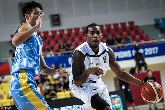 篮球亚冠-新疆苦战胜中国台北达欣 亚当斯31分