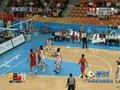视频:男篮半决赛 伊朗抢前场篮板命中三分
