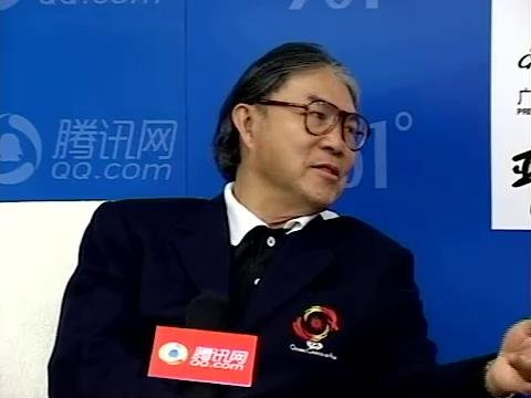 第一时间第60期:霍震霆做客 很关注刘翔表现